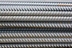 Stack of construction armature Stock Photography