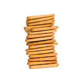 Stack of cookies. Stock Photo