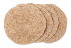 A stack of corn tortillas Stock Image
