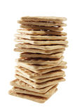 Stack of Cracker Royalty Free Stock Photography
