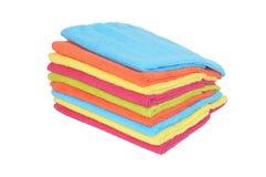 Microfiber napkins Stock Image