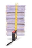 Stack of documents Royalty Free Stock Photography