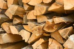 stack drewna Fotografia Stock