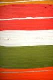 Stack of Fabrics Stock Photo
