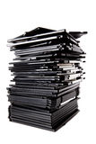 Stack of floppy disks Stock Photos