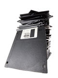 Stack of floppy disks Stock Photos