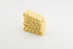 Stack of fresh baked cookies Stock Images