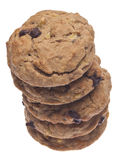 Stack of Fresh Cookies Royalty Free Stock Photo