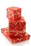 Stack of gifts Stock Photography