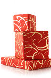 Stack of gifts Royalty Free Stock Photo