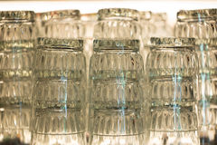 Stack Glasses Stock Images