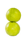 Stack of guava fruits Stock Photography