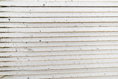 stack of gypsum board preparing for construction Stock Photo