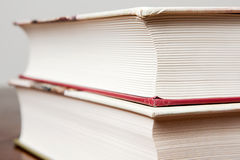 Stack of History Books Royalty Free Stock Images