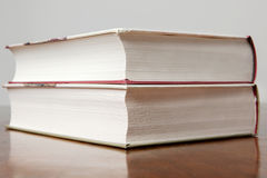 Stack of History Books Royalty Free Stock Image