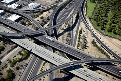 Stack Interchange Stock Photo