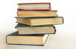 stack książki zdjęcie stock