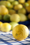 Stack of Lemons Stock Image