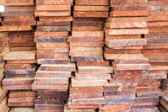 The stack of log Stock Photography