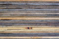 Stack of Lumber Royalty Free Stock Photos