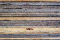 Stack of Lumber Royalty Free Stock Photos