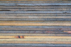 Stack of lumber for background Royalty Free Stock Image