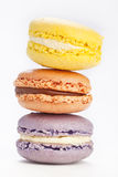 Stack of macarons Stock Image