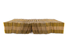 Stack of money Stock Image