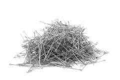Stack of Needles Stock Photo