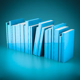 Stack of new books Stock Photography