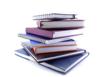 Stack of notebook Royalty Free Stock Photo
