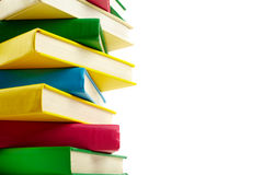 Stack Of Books Royalty Free Stock Photography