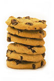 Stack Of Cookies Stock Image