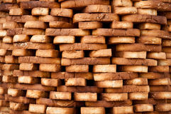 Stack Of Cookies Royalty Free Stock Image