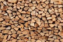 Free Stack Of Firewood Stock Images - 12386084