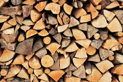 Free Stack Of Firewood Royalty Free Stock Images - 40310859