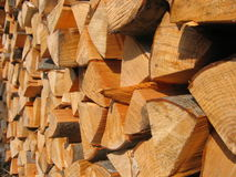 Free Stack Of Firewood Royalty Free Stock Images - 4714999