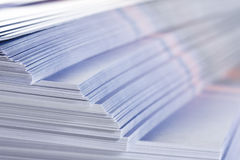 Free Stack Of Flyers Stock Photography - 14133542