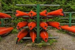 Free Stack Of Kayaks Stock Photo - 32672210
