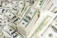Free Stack Of Money Royalty Free Stock Image - 5025706