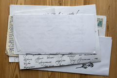 Free Stack Of Old Papers Stock Photography - 35185582