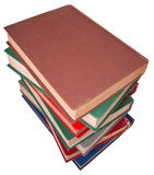 Stack old book Royalty Free Stock Photo