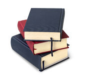 Stack of Old book Royalty Free Stock Images