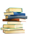 A stack of old books Royalty Free Stock Photos
