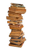 Stack of old books Stock Photos