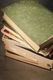 Old Books. A stack of old books Royalty Free Stock Images