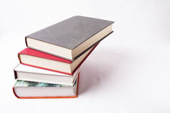 Stack of old books Stock Image