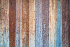 Stack of  old wooden texture. Royalty Free Stock Photo