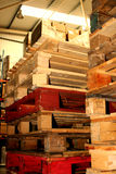 Stack Of Pallets Stock Photos