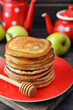 Stack of pancakes Royalty Free Stock Photography